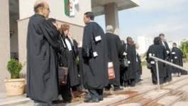 Colloque pour les avocats des régions de Tizi-Ouzou, de Bejaia et d'Alger