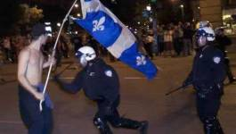 Canada : printemps d'érable, plus de 400 manifestants interpellés