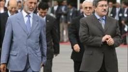 Belkhadem et Ouyahia, deux Algériens heureux dans le soupçon
