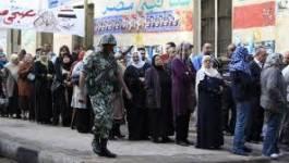 Les Egyptiens se déplacent en masse pour l'élection présidentielle