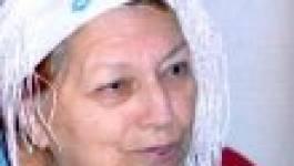 Décès de Nassima Hablal, elle était la secrétaire d'Abane Ramdane