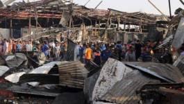Au moins 30 morts dans un attentat suicide revendiqué par l'EI en Irak