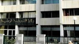 Le Conseil des lycées d'Algérie apporte sa solidarité aux contractuels