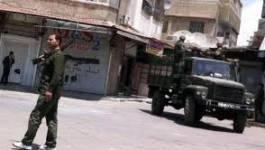 Syrie : l'armée fidèle au régime pilonne la ville de Rastane