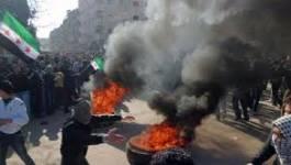 Les combats se rapprochent de Damas, cinq morts dans l'explosion d'une bombe aujourd'hui