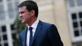 Manuel Valls, le Premier ministre français, en visite en Algérie les 9 et 10 avril