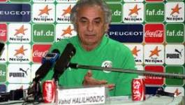 En (football) : 7 joueurs en stage à partir de lundi à Bouchaoui