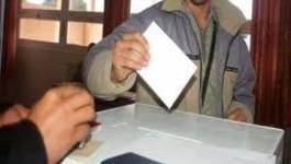 """Résultats """"officiels"""" des élections législatives"""