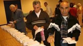 57% d'Algériens ont boudé les urnes, selon les chiffres officiels