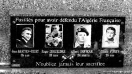 D'anciens terroristes de l'OAS réhabilités et décorés en France