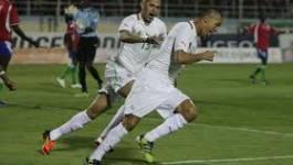L'Algérie étrille la Gambie (4-1) et se qualifie au 3e tour