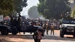 Burkina: l'armée s'impose face à la contestation de la rue