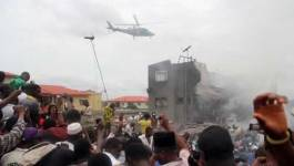Nigeria : scènes de chaos et de pillage après le crash d'un avion
