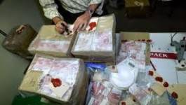 Des dinars algériens découverts dans une fabrique de faux billets en France