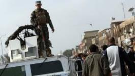 Irak : une série d'attentats à la bombe fait plus de 40 morts