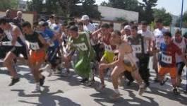 2e semi-marathon international des montagnes d'Ath Yala