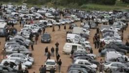 A Oran, le marché des voitures des Castors ignorent les décisions du wali