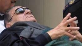 """Egypte : Hosni Moubarak dans un """"état critique"""""""