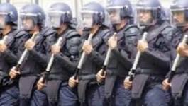 Urgent. Imminente intervention policière contre les contractuels grévistes à Boudouaou