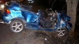 Tizi-Ouzou : Un mort et un blessé dans un accident de la circulation