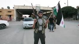 """Syrie : les rebelles veulent établir une """"zone sécurisée"""" dans le nord"""