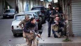 La ville d'Alep à feu et à sang