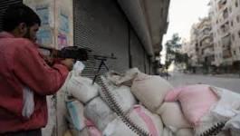 Syrie : les rebelles de l'ASL réclament des armes pour défendre Alep