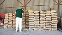 Trafic du ciment à Oran, 15 commerçants épinglés