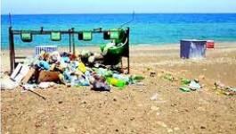 Plages d'Oran : incivisme des baigneurs et démission des autorités