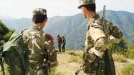 Kabylie : faux barrage sur la route des Ouadhias