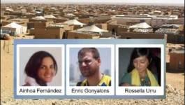 Les trois otages européens enlevés à Tindouf libérés par le Mujao