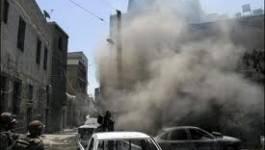 Syrie : A Alep et Damas, les combats font rage