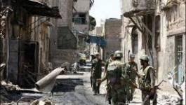 Syrie : combats à Alep et rébellions dans les prisons