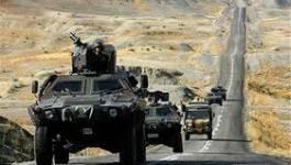 Des batteries de missiles de l'armée turque déployées à la frontière syrienne