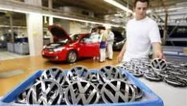 Le constructeur Volkswagen délaisserait l'Algérie pour le Maroc