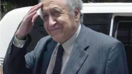 Lakhdar Brahimi, le nouveau médiateur de l'Onu, sur le chemin de Damas