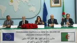 Quelle incidence sur le report de certaines clauses de l'accord Algérie-UE ?