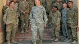 Afghanistan : le C-17 du chef d'état-major américain touché par une roquette