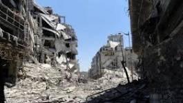 Syrie : combats près de l'aéroport d'Alep