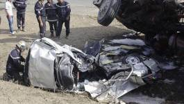 Accidents de la route : 105 morts et les responsables s'en foutent !