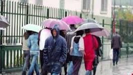 Des pluies orageuses sur plusieurs wilayas à partir de vendredi