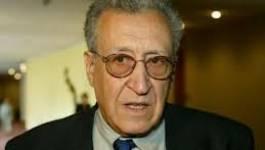 Lettre ouverte au nouveau médiateur Lakhdar Brahimi