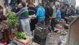 L'informel en Algérie : des transactions en centaines de millions d'euros