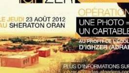 Opération caritative des Nomades algériens à Oran