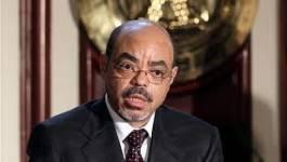 Le premier ministre éthiopien Meles Zenawi est mort