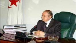 Conseil des ministres :  les Algériens n'ont qu'à bien se tenir !