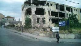 Tadmaït (Tizi Ouzou) : la population bloque la construction d'une école de gendarmerie