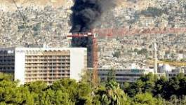 Syrie : l'ASL attaque l'état-major de l'armée à Damas