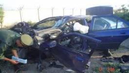 Sud algérien : 14 morts dans un accident