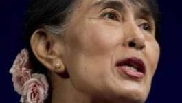 Aung San Suu Kyi appelle à la libération des Pussy Riot